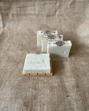 Doğal Bentonit Kil Lavanta Sabunu 3 Adet Satın Al